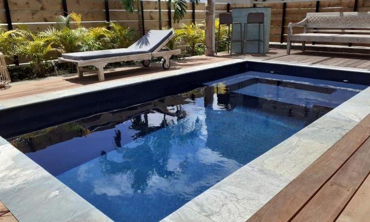 installateur et vendeur de piscine et spa à Saint-Paul