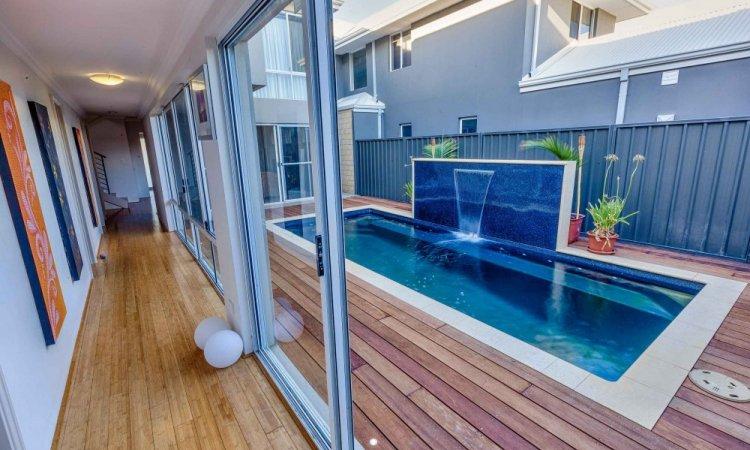 Installation piscine  à Saint-Paul