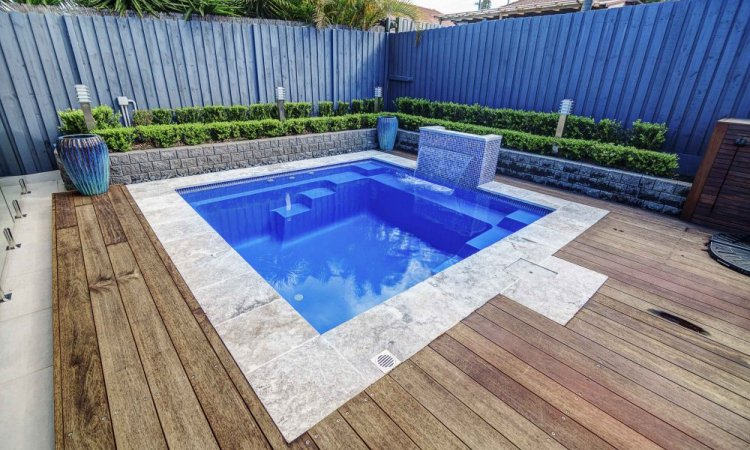Installation piscine Saint-Paul